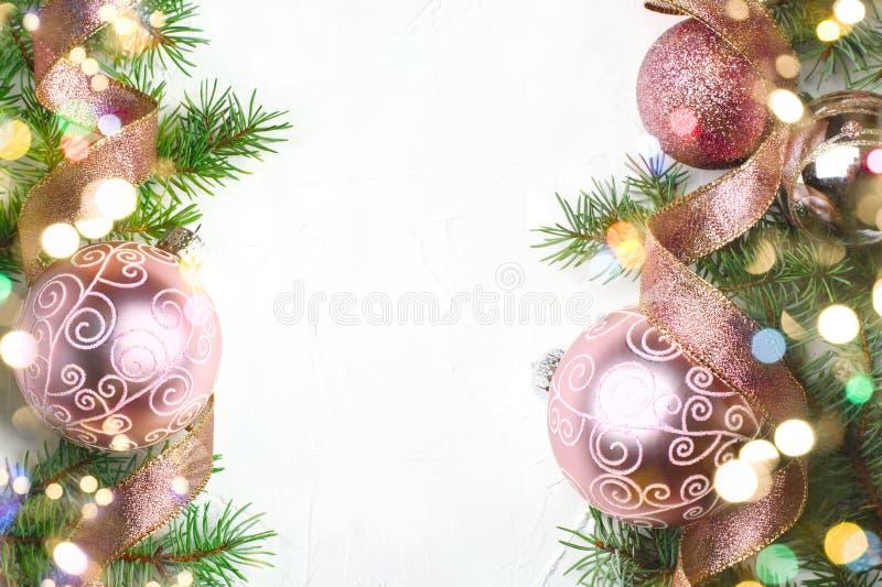 Christmas baubles. Christmas and New Year holidays background. Christmas greeting card. Christmas baubles. Christmas and New Year holidays background. Christmas stock photography