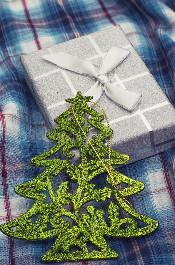 Download Christmas Baubles And Decorations Stock Image - Image: 35416155