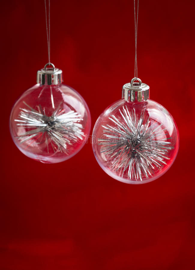 Download Christmas Baubles stock image. Image of celebration, color - 33379391
