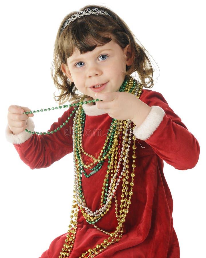 Download Christmas Beads stock image. Image of christmas, lots - 27827205