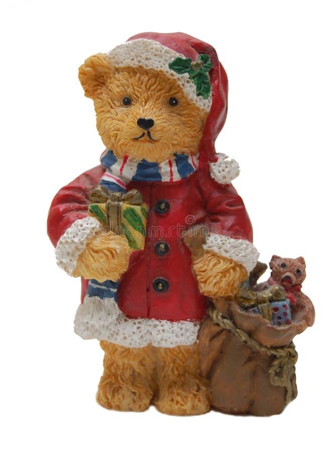 Free Christmas Bear Stock Photography - 12066442
