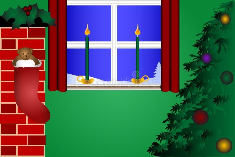 Download Christmas bear stock illustration. Image of elements, present - 1410428