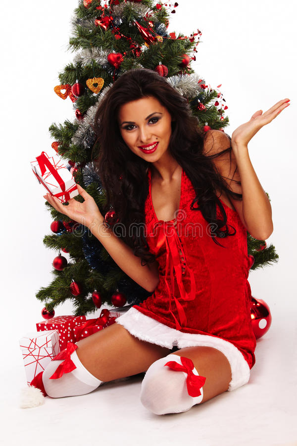 Download Christmas Beauty stock image. Image of chirstmas, happy - 16581799