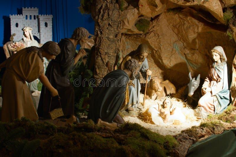 Download Christmas Belen stock photo. Image of children, december - 28358748
