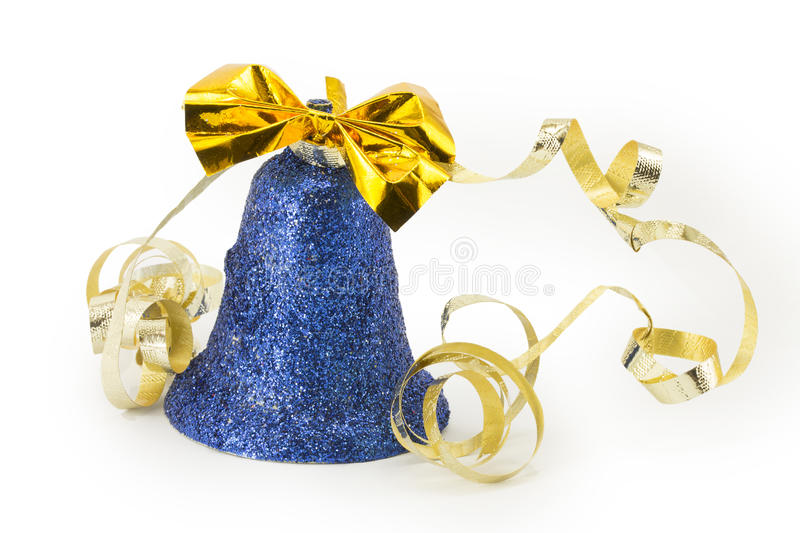 Download Christmas bell stock image. Image of bauble, color, hanging - 28109759