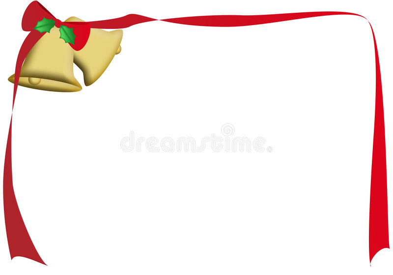 Download Christmas bells stock illustration. Image of scrapbook - 1402604