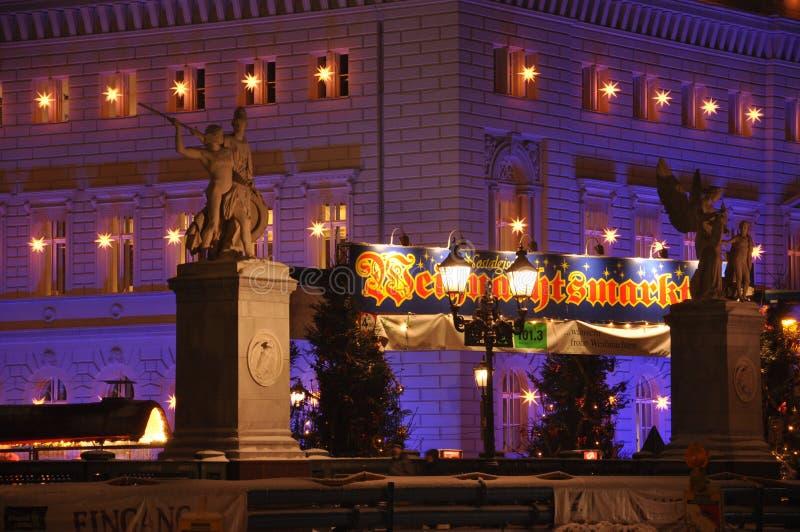 Christmas Berlin Unter den Linden