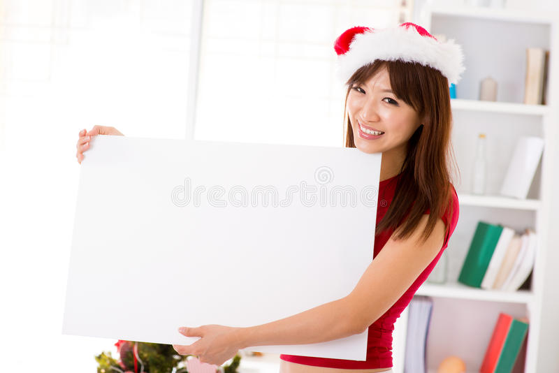 Download Christmas billboard sign stock image. Image of house - 27759947