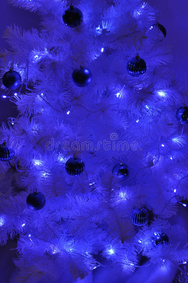 Download Christmas Blue Background Royalty Free Stock Photography - Image: 22025047