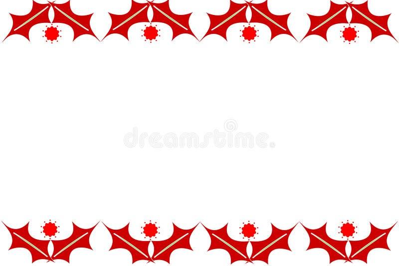 Download Christmas border stock illustration. Image of stars, christmas - 11674293
