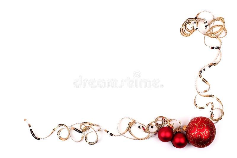 Download Christmas border stock image. Image of christmas, ball - 11810627