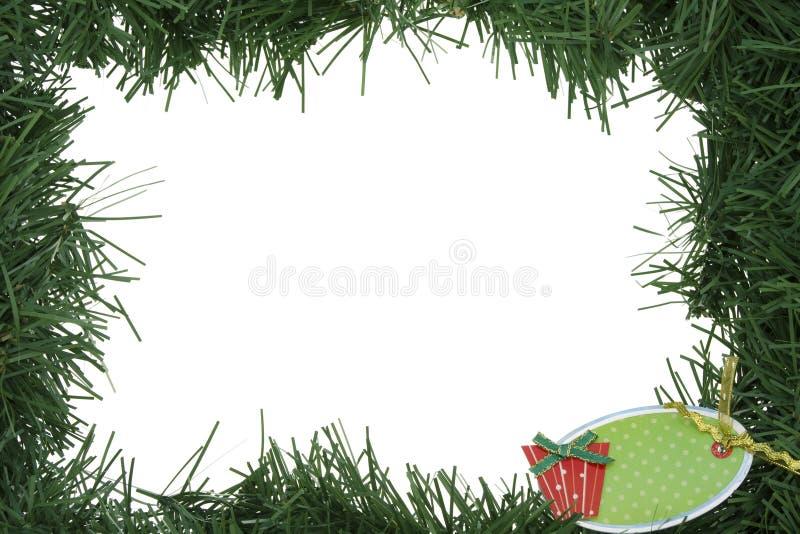 Download Christmas Border stock illustration. Image of green, copy - 3544020