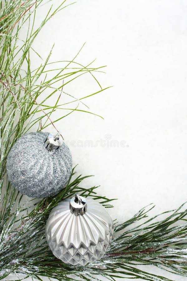 Download Christmas Border stock image. Image of ball, piece, balls - 6444821