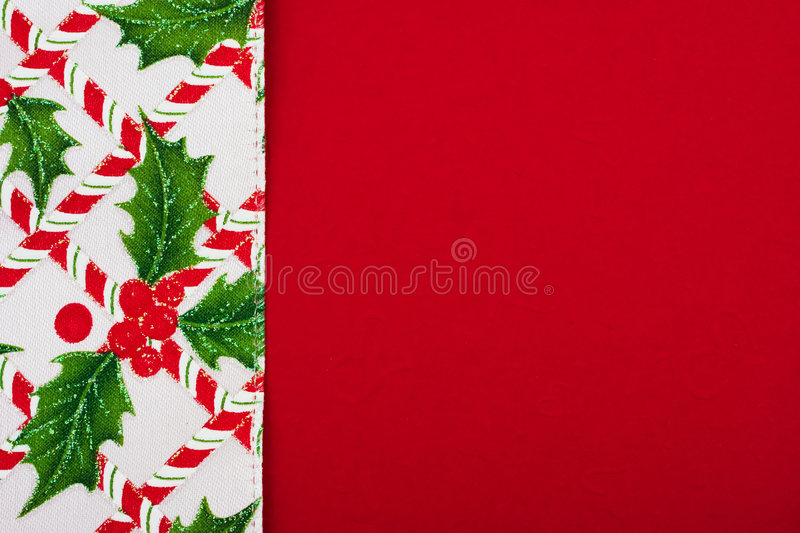 Download Christmas Border stock photo. Image of cheer, cane, copy - 6679844