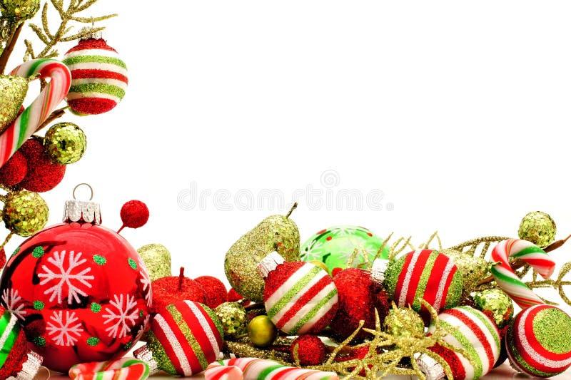 Download Christmas border stock photo. Image of green, frame, group - 35105338