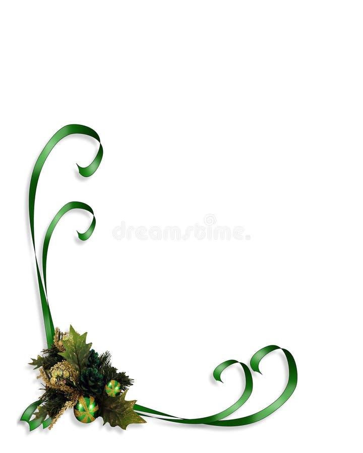 Free Christmas Border Corner Design Stock Photo - 5274850