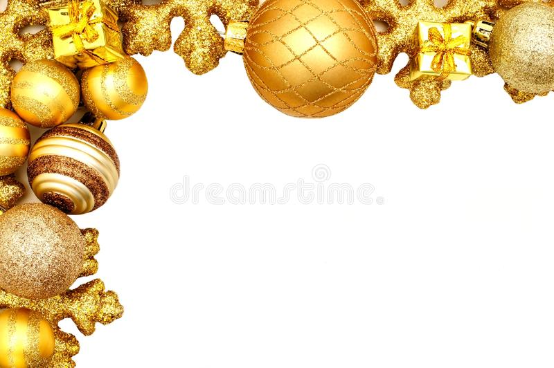 Download Christmas border stock photo. Image of gift, bright, festive - 35192762