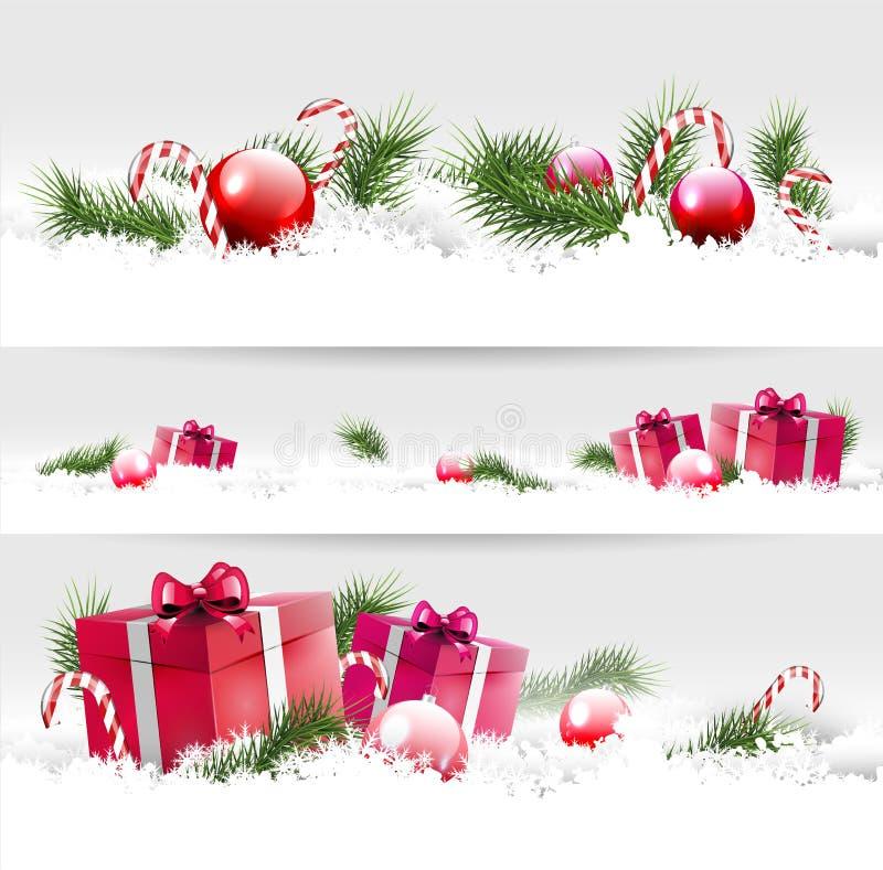 Free Christmas Borders Royalty Free Stock Image - 43310356