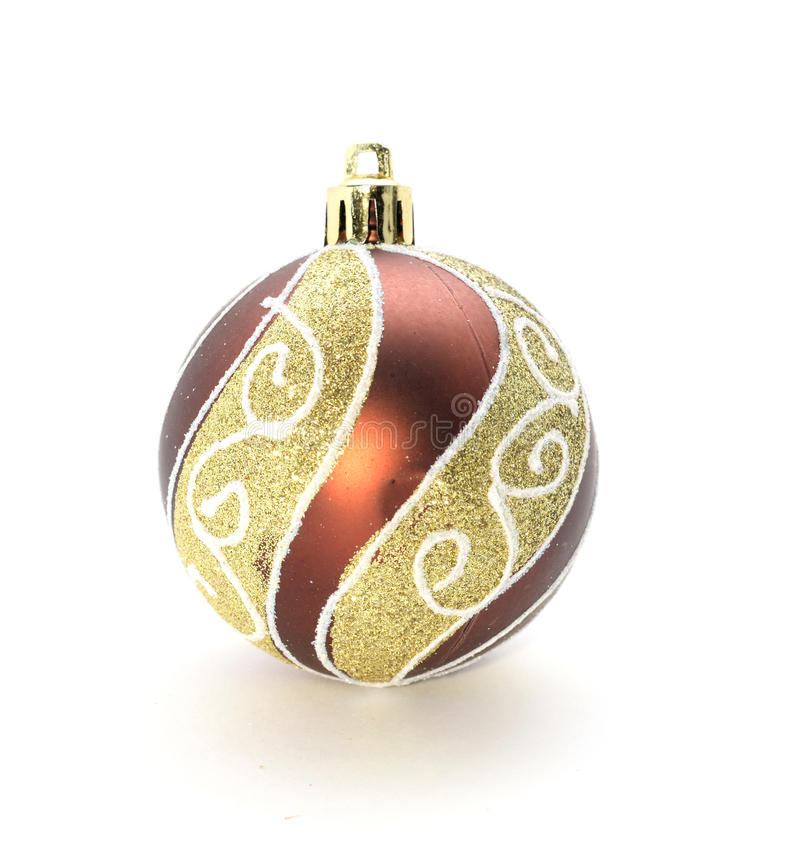 Download Christmas bulb stock photo. Image of ornament, silver - 14541558