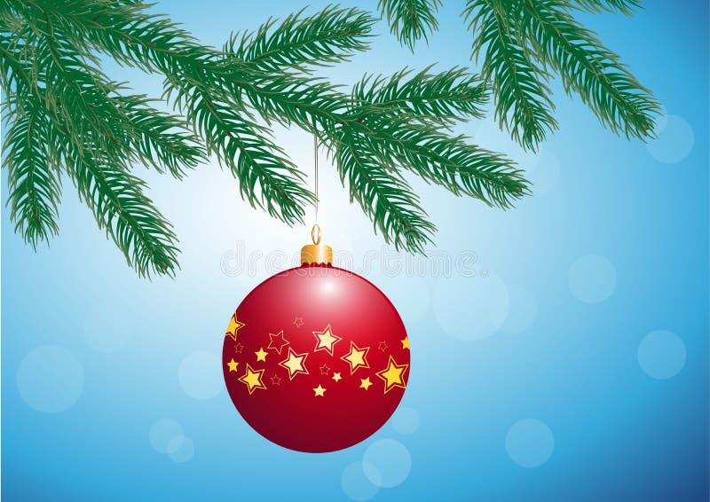 Download Christmas bulb stock vector. Image of greetings, bulb - 27353646