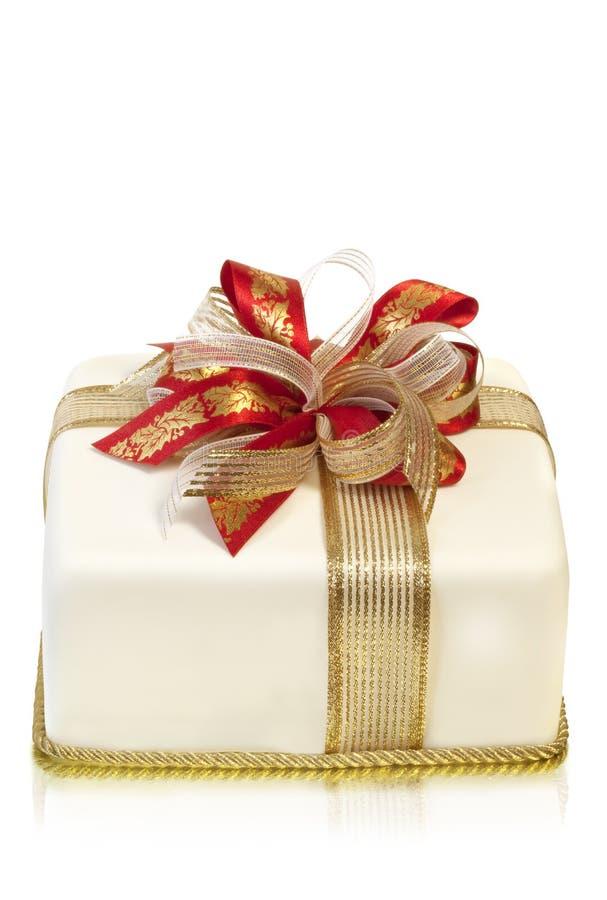 Download Christmas Cake Stock Photo - Image: 10346340