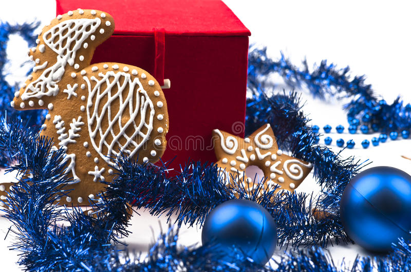 Download Christmas cake stock photo. Image of present, retail - 22339794