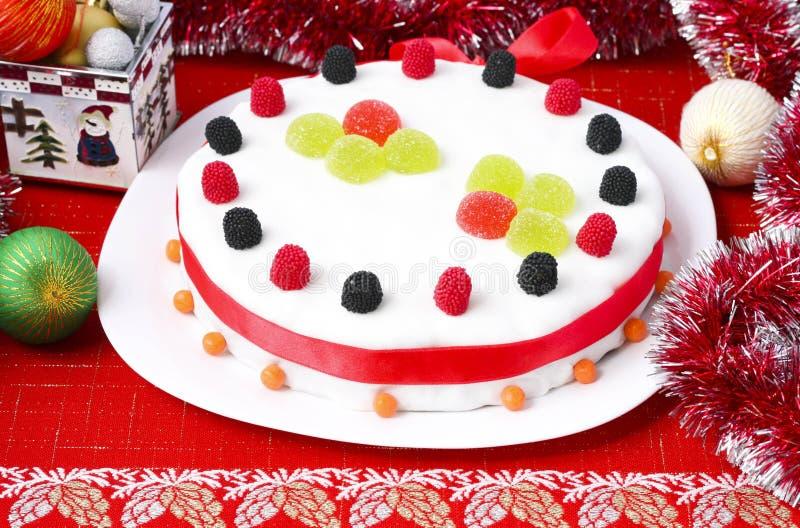 Download Christmas cake stock photo. Image of dessert, cake, mixed - 27620310