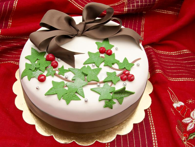 Download Christmas Cake Royalty Free Stock Image - Image: 29293956