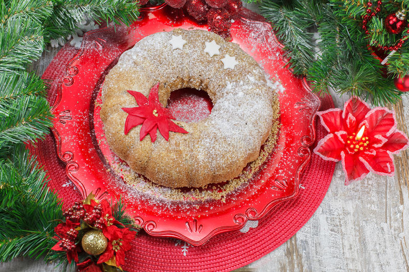 Download Christmas cake stock photo. Image of background, candy - 35745896