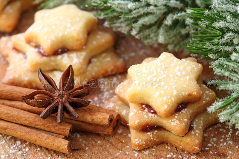 Download Christmas Cakes Royalty Free Stock Images - Image: 16827499