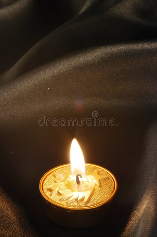 Free Christmas Candle Stock Images - 3477024