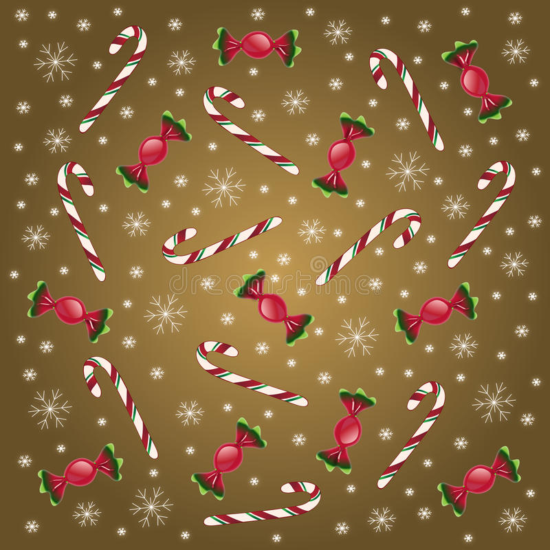 Download Christmas Candy stock vector. Image of light, candy, backgrounds - 28986563