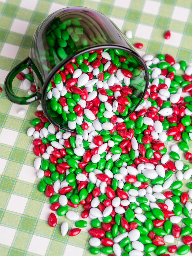 Free Christmas Candy Buffet Royalty Free Stock Image - 27477046