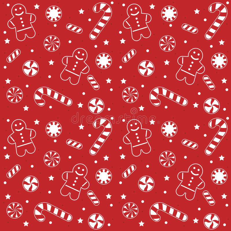 Download Christmas Candy Pattern Royalty Free Stock Photography - Image: 22239337