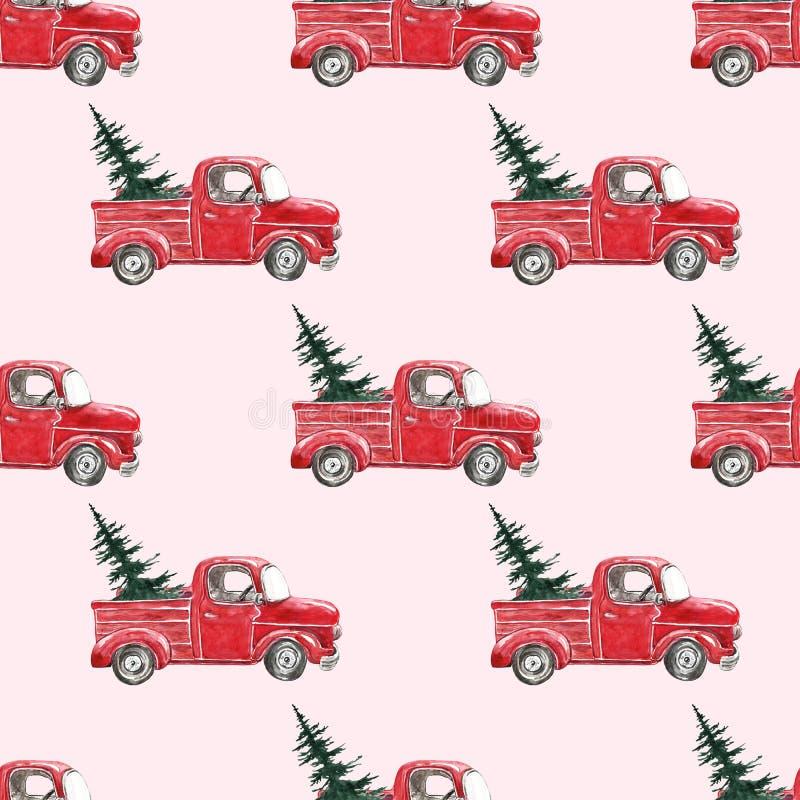 Free Christmas Tree Pick Up: Christmas Truck Stock Photos