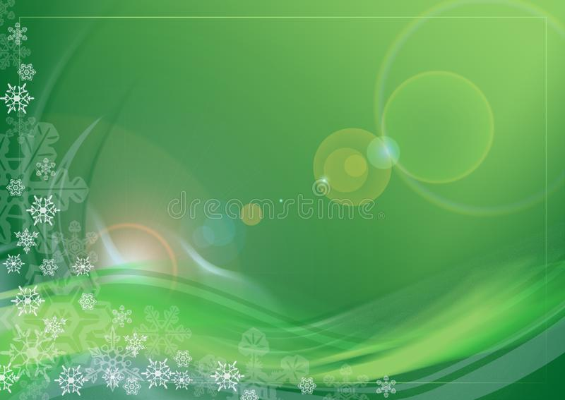 Christmas Card 01 stock photography
