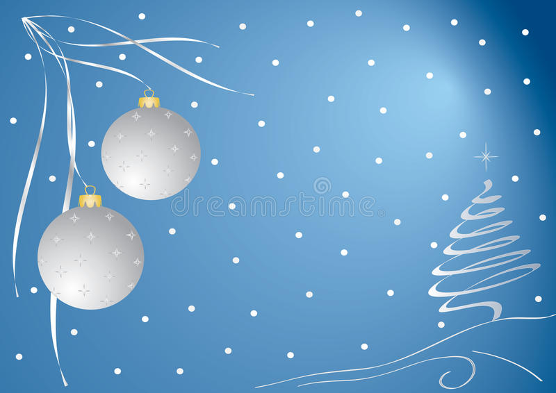 Download Christmas card stock vector. Image of ornate, decoration - 10551620