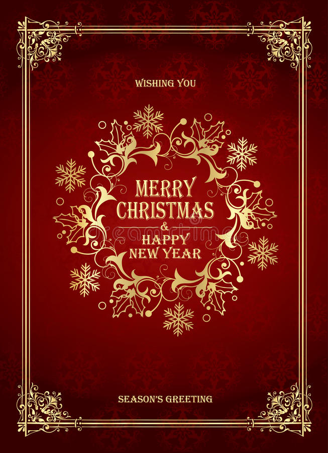 Download Christmas Card Royalty Free Stock Photo - Image: 11235225