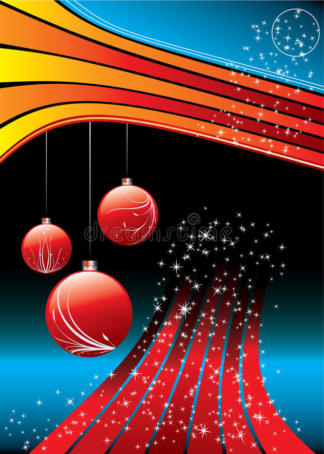 Download Christmas card stock vector. Image of icon, traditional - 11519928