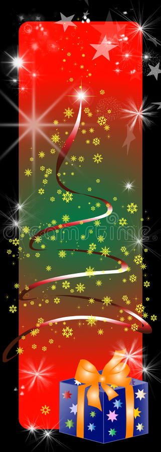 Download Christmas Card stock illustration. Image of stories, sparkle - 12016617