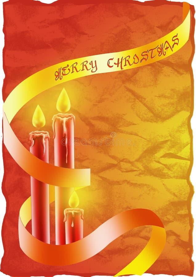 Christmas card 2 stock photos