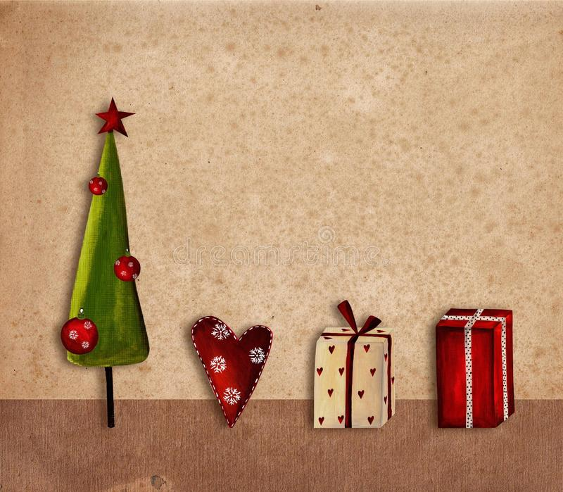 Download Christmas Card Royalty Free Stock Photos - Image: 20671538