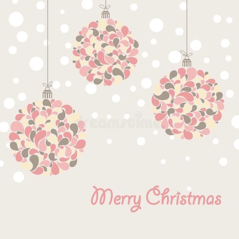 Download Christmas card stock vector. Illustration of card, seasonal - 21753367