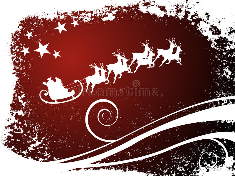 Download Christmas card stock illustration. Image of card, beauty - 22228959