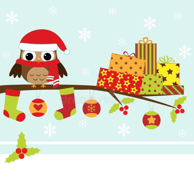 Free Christmas Card Royalty Free Stock Photos - 22319918
