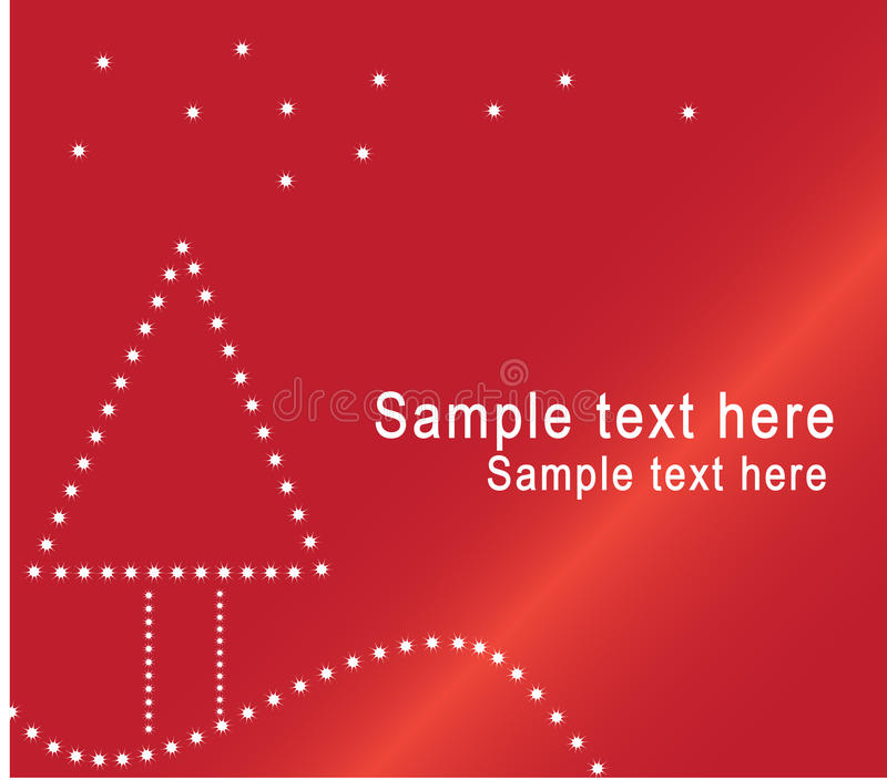 Download Christmas card stock vector. Image of white, cards, gifts - 27556153