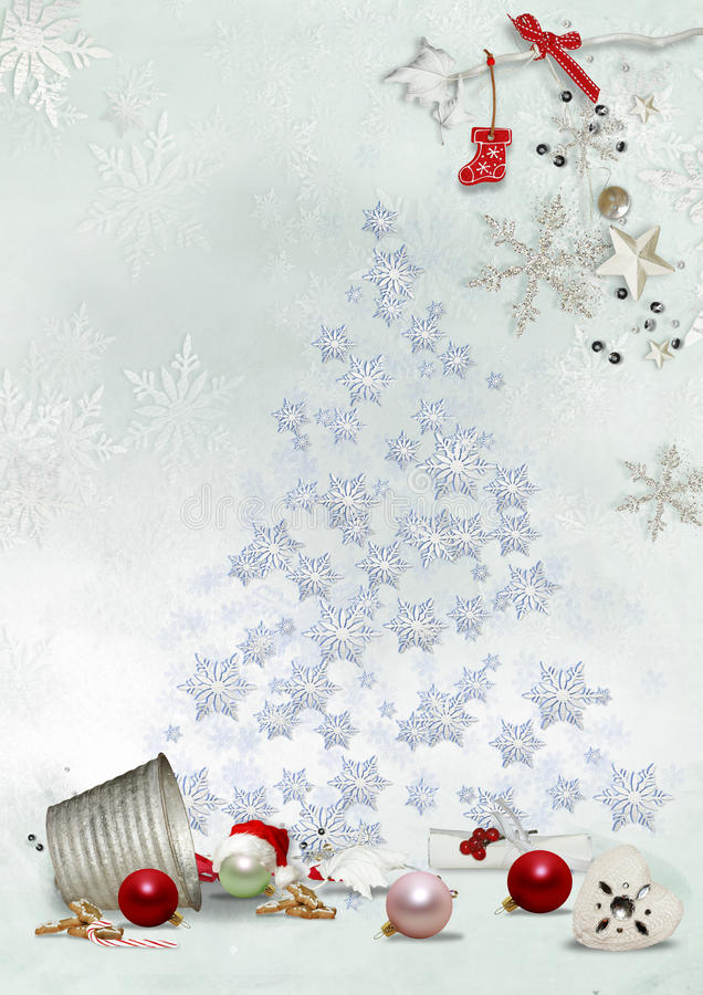 Download Christmas Card Royalty Free Stock Photo - Image: 27616215
