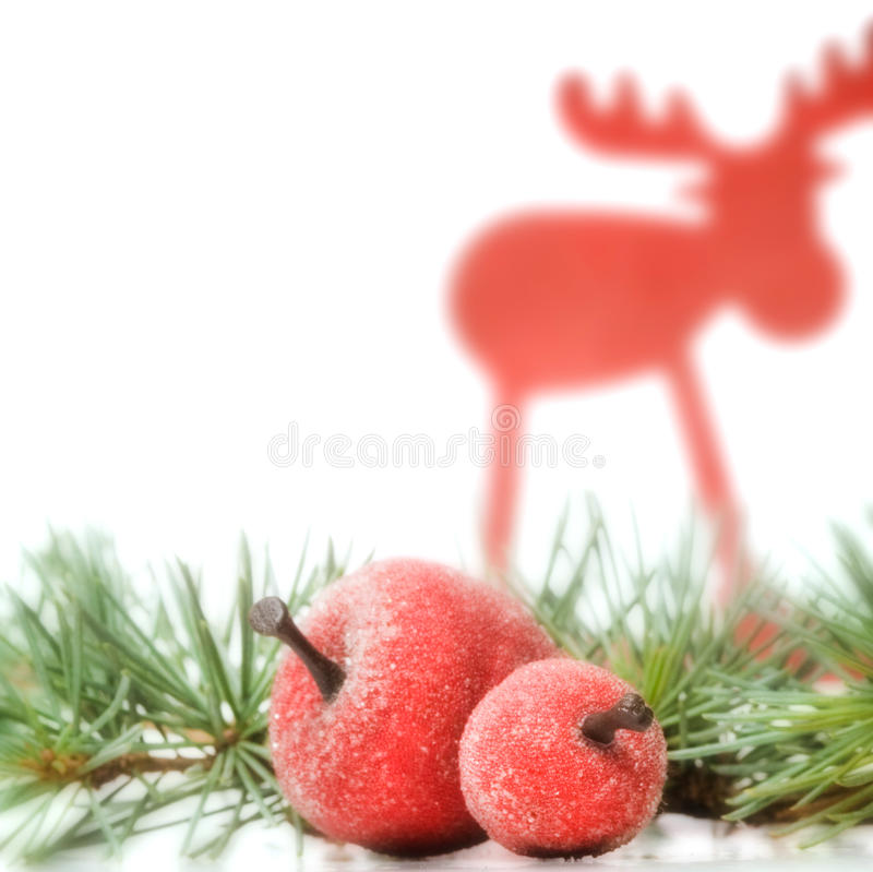 Download Christmas card stock image. Image of fruits, berries - 27756277