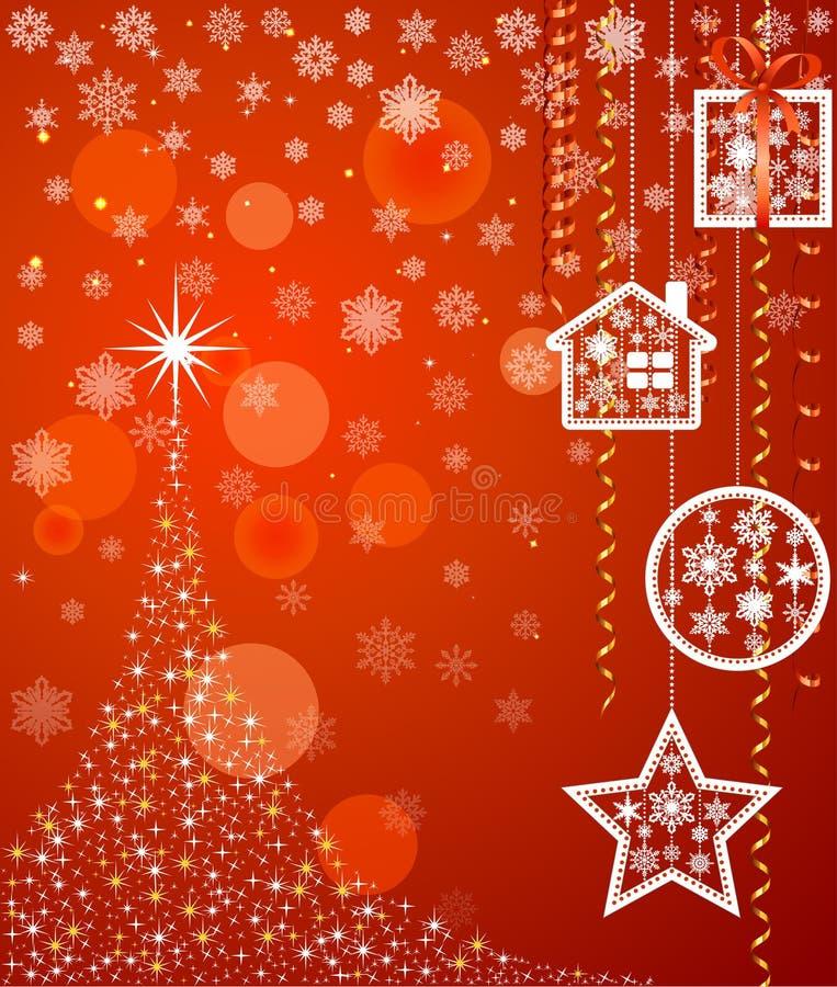 Free Christmas Card Royalty Free Stock Image - 27994376