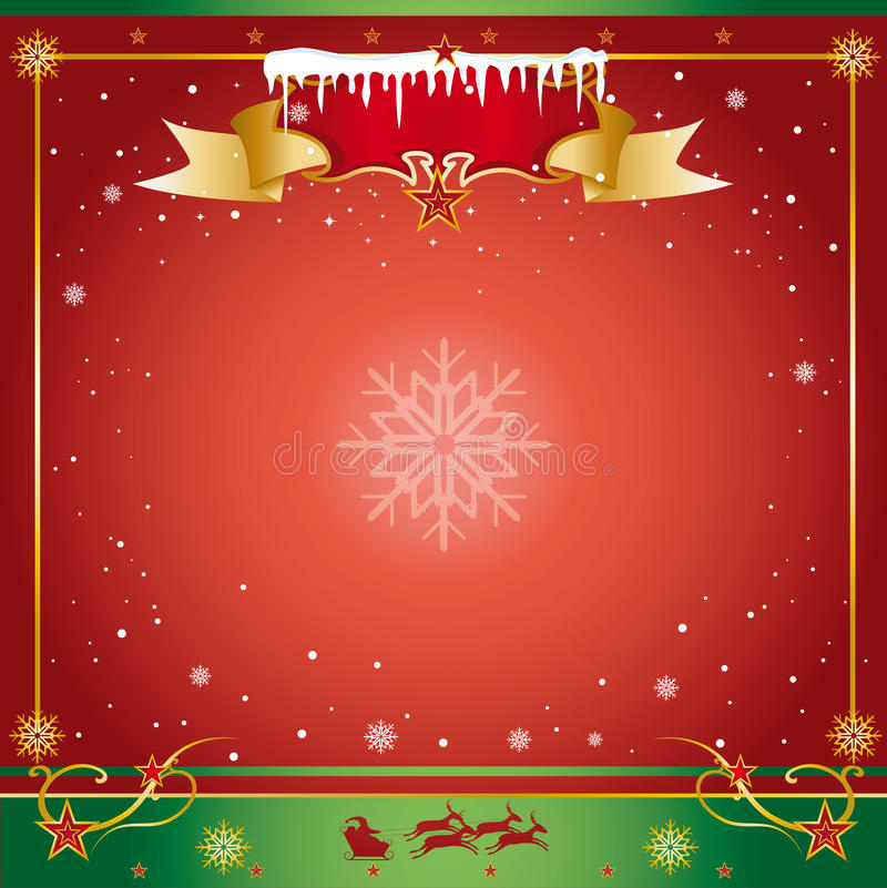 Download Christmas card stock photo. Image of decoration, card - 28221282